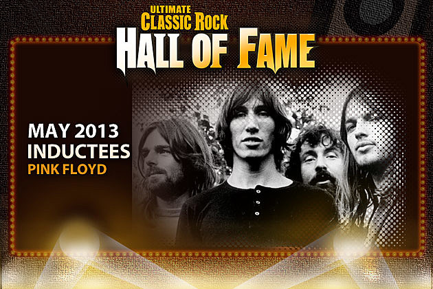 Pink Floyd Ultimate Classic Rock Hall of Fame