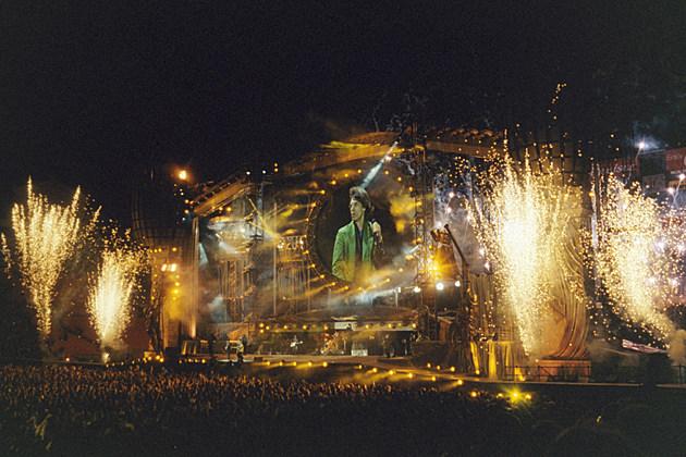 Concert Fireworks