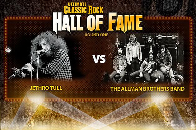 Jethro Tull Allman Brothers Band