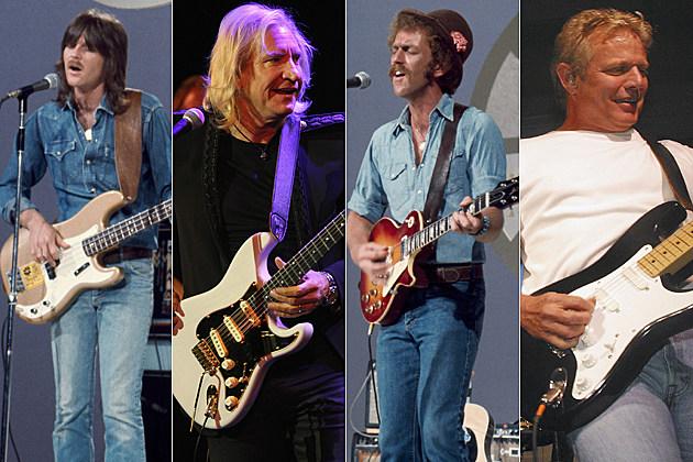 Eagles Guitaris... B 52 Band Members