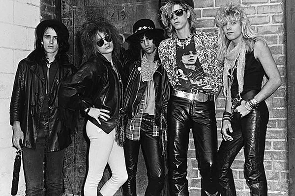 How Guns N' Roses Revitalized Rock 'n' Roll With Their Debut Album, 'Appetite for Destruction'