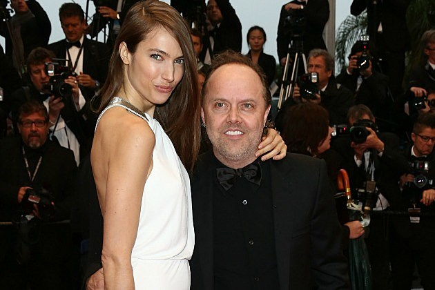 Lars Ulrich Gets Engaged