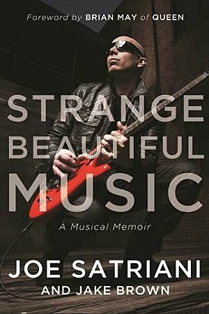Joe Satriani, 'Strange Beautiful Music'