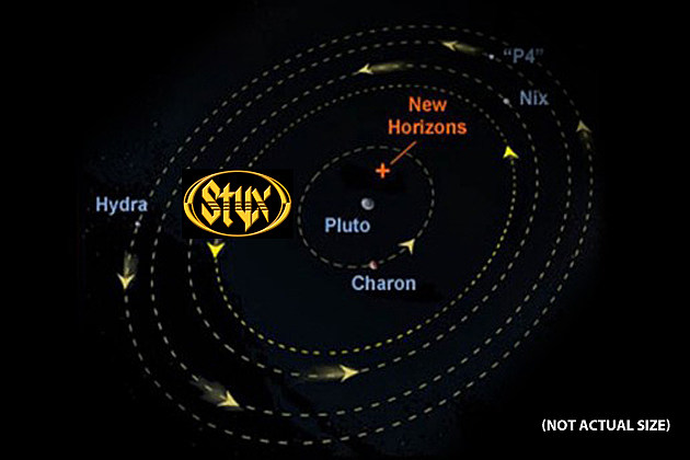 Styx Pluto S Moon: Styx React To New Pluto Moon Being Named 'Styx'