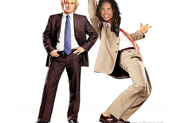 Steven Tyler Wedding Crasher