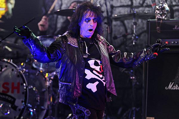 Alice Cooper Raise The Dead Tour Dates