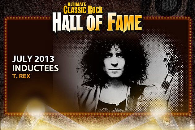 T. Rex Ultimate Classic Rock Hall of Fame