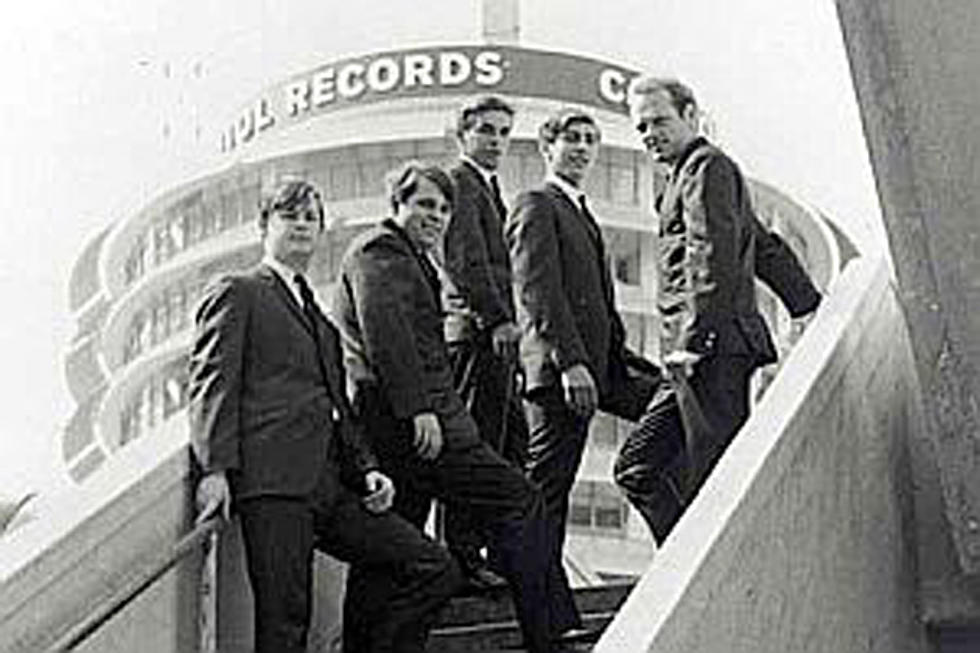 55 Years Ago The Beach Boys Surfer Girl Hits The Charts