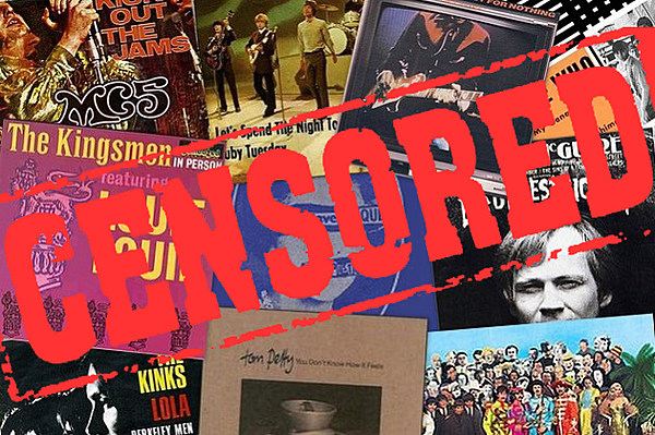 Controversies surrounding music censorship