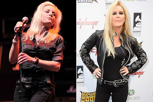 Cherie Currie and Lita Ford