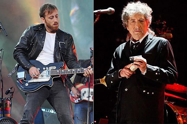 Dan Auerbach Bob Dylan