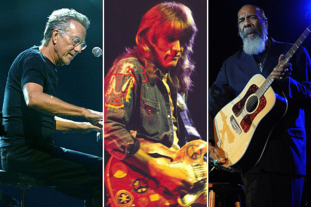 Ray Manzarek Alvin Lee Richie Havens