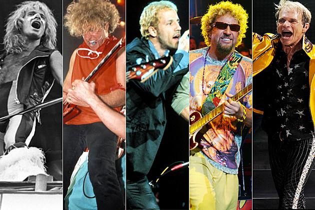 Van Halen Lineup Changes