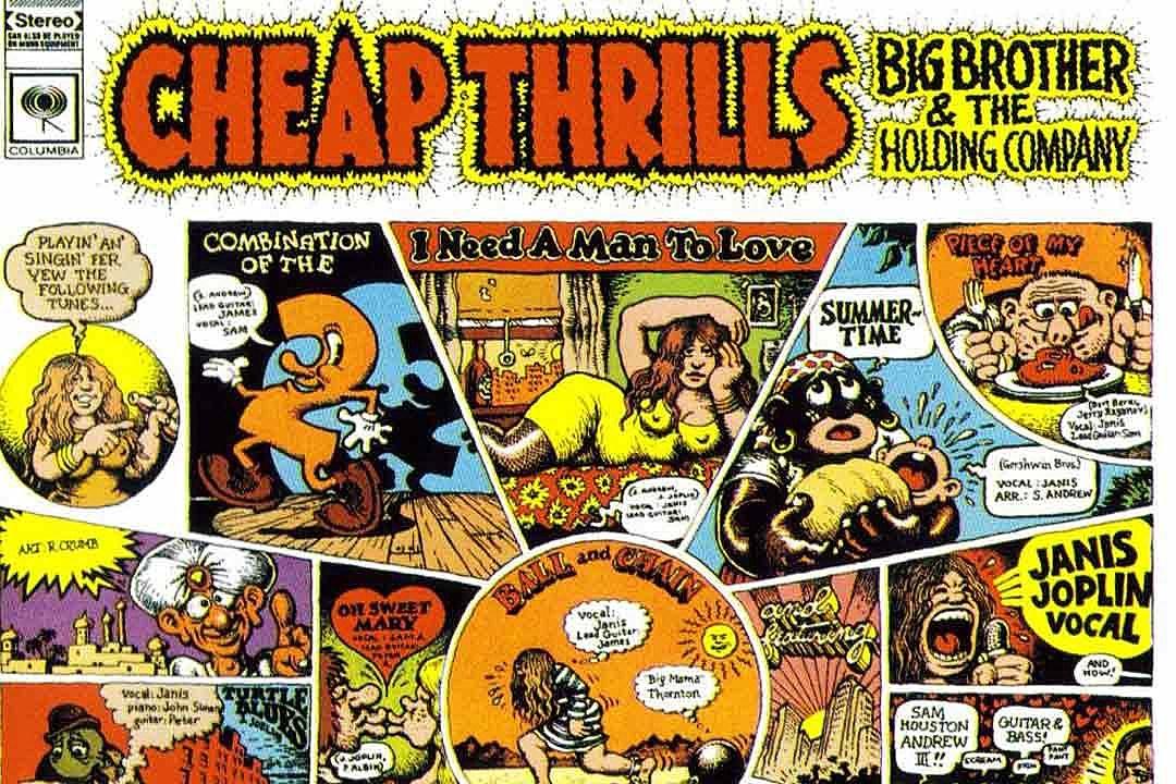 Resultado de imagen de Cheap Thrills Janis Joplin