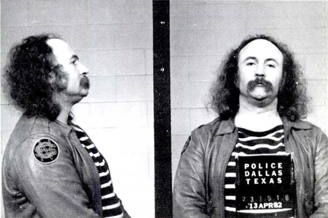 When David Crosby Was Sentenced to
