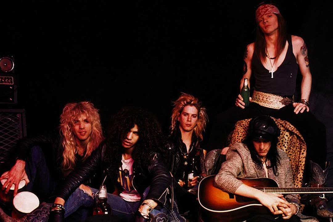 When guns n roses appetite for destruction finally hit no 1 malvernweather Choice Image