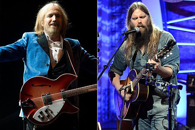 Tom Petty Chris Stapleton
