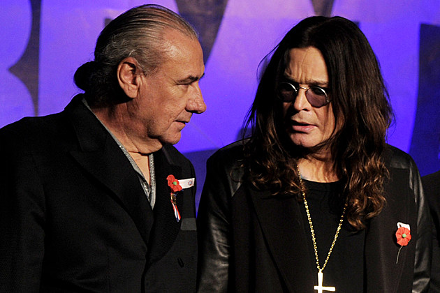 Bill Ward, Ozzy Osbourne