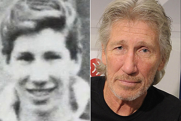 Roger Waters Yearbook