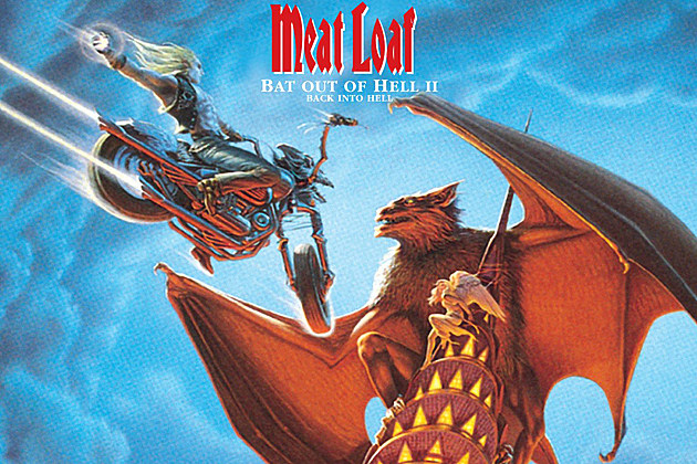 Meat Loaf Bat Out of Hell 2