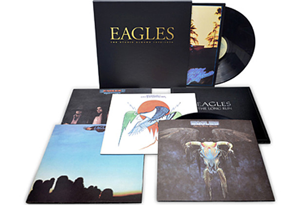 Eagles Vinyl Box Set Due In October