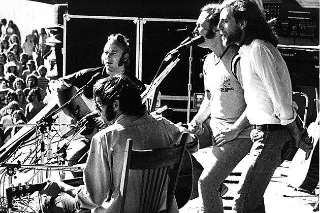 Genesis Supergroups In Concert