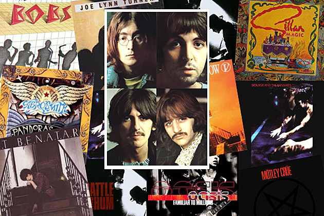 Helter Skelter Beatles Album Top 10 'Helter Skelter...