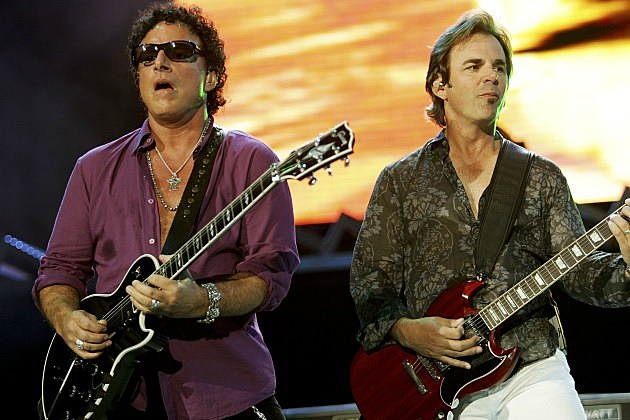 Neal Schon and Jonathan Cain