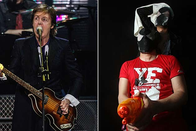 Paul McCartney Bloody Beetroots