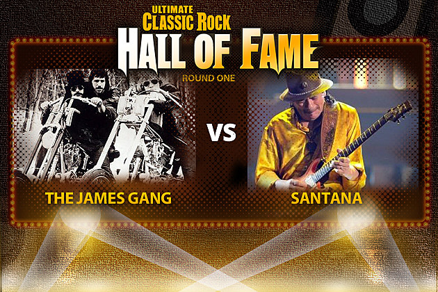 Santana James Gang