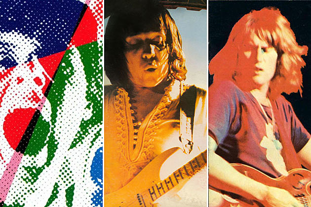 UFO, Robin Trower, and Ten Years After