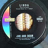 linda single jan and dean