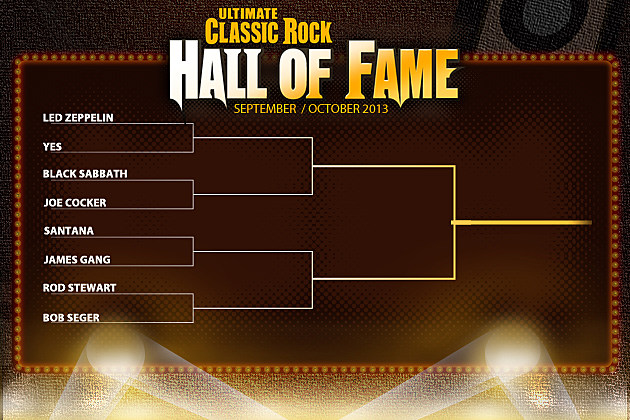 September October Hall of Fame Bracket