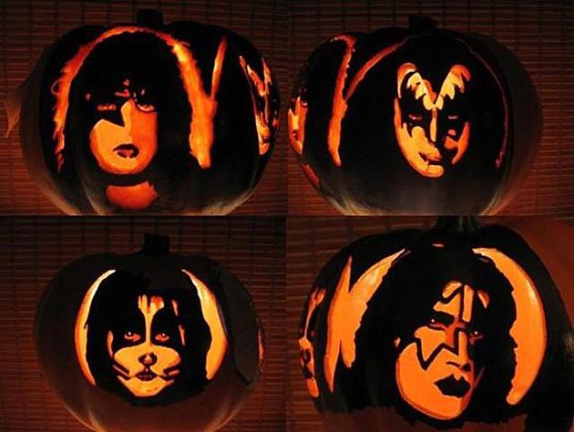 Kiss Pumpkin 2