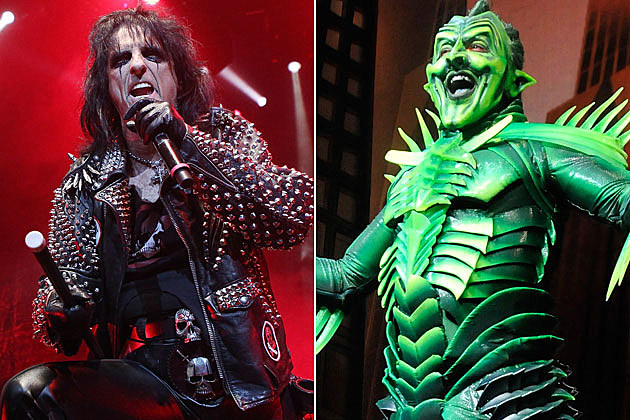 Alice Cooper Green Goblin