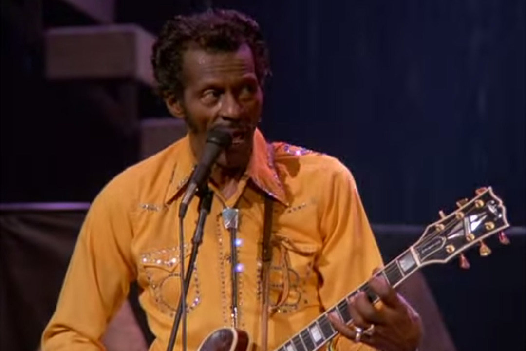 Chuck Berry Dies: Rockers React