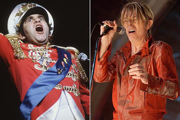 Elton John David Bowie