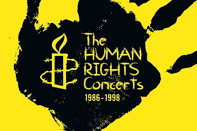 The Human Rights Concerts 1986-1998