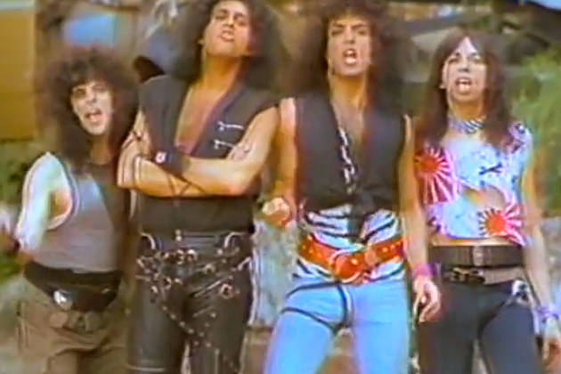 Lick It Up Music Video