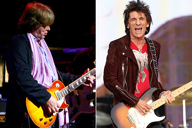 Mick Taylor, Ronnie Wood