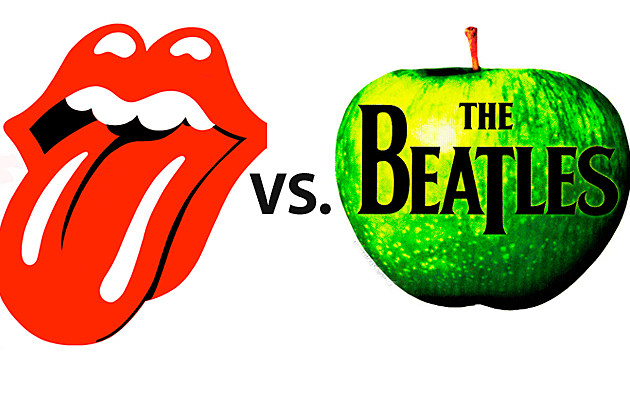 Rolling Stones Vs. Beatles