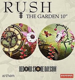 Rush, 'The Garden'