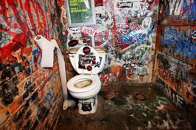 CBGBs Toilet