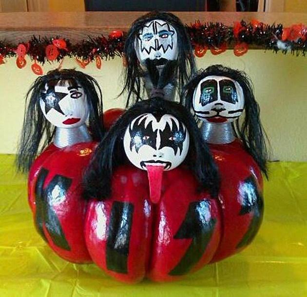 Kiss Pumpkin Red