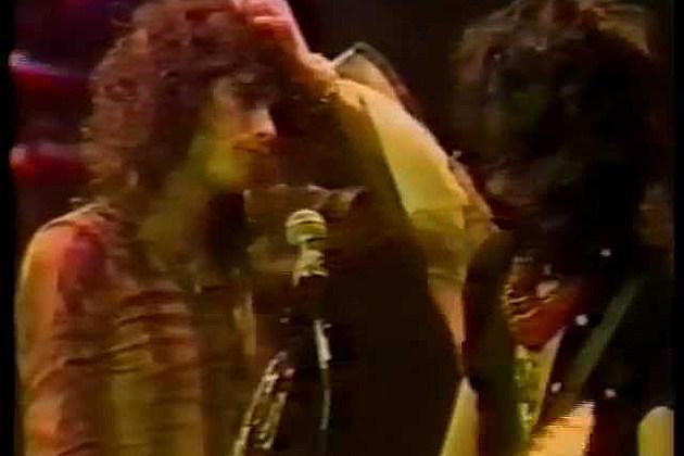 Aerosmith 1977