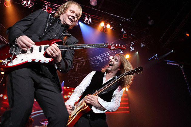 James JY Young On More Than 40 Years Of Styx