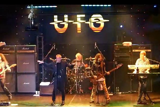 UFO Burn Down The Hous...