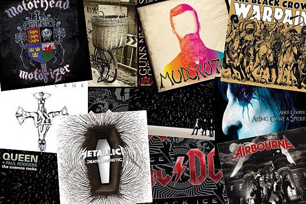 2008 Albums