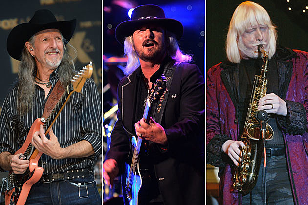 The Doobie Brothers, 38 Special, and Edgar Winter