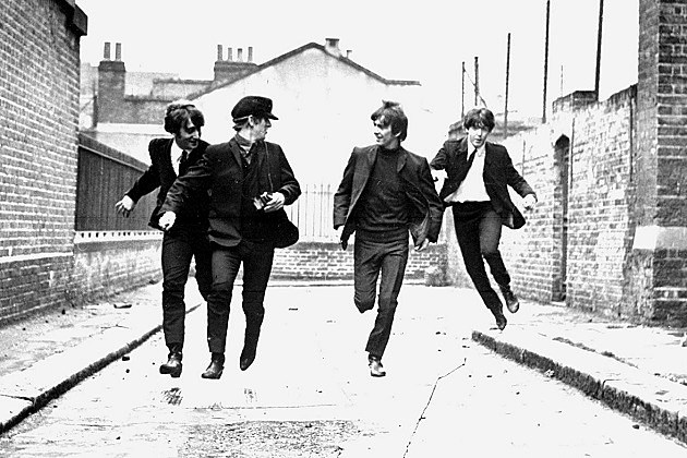 A Hard Day's Night John Lennon Paul McCartney George Harri